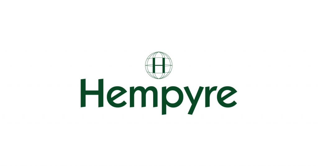 Hempyre Holdings Ltd. Launches Global Platform for Branded Hemp-Formulated Consumer Packaged Product