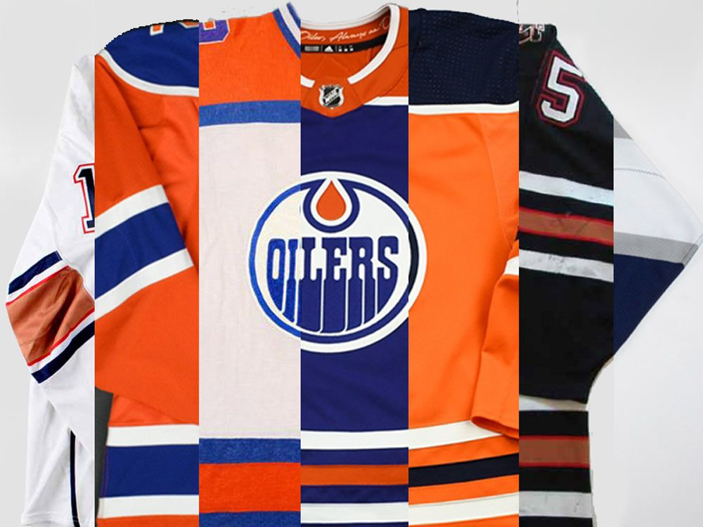 What's your favourite Oilers jersey of all time?