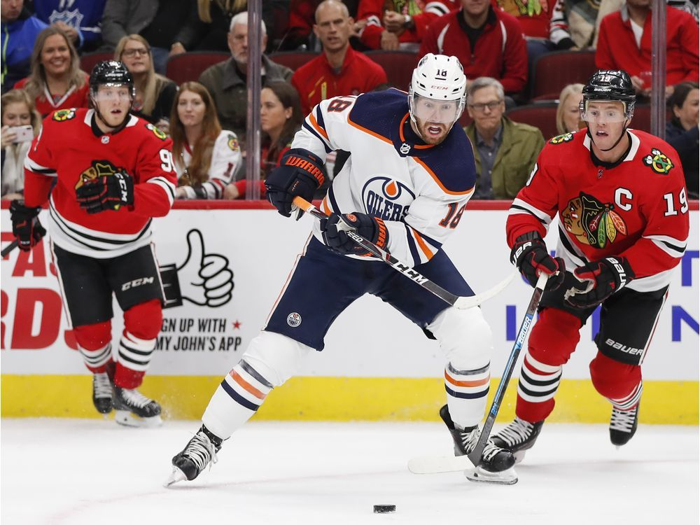 In an extraordinary NHL season, may the Edmonton Oilers have some new faces in brand-new locations: 9 Things