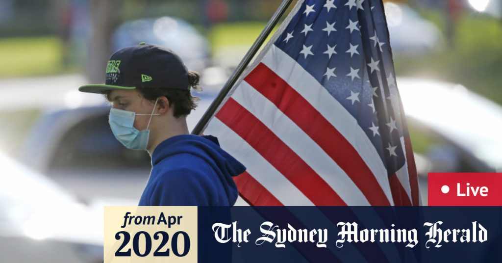 As the day unfolded: Donald Trump to suspend immigration into US as COVID-19 economic fallout hits Virgin Australia, oil price, Australian death toll at 72