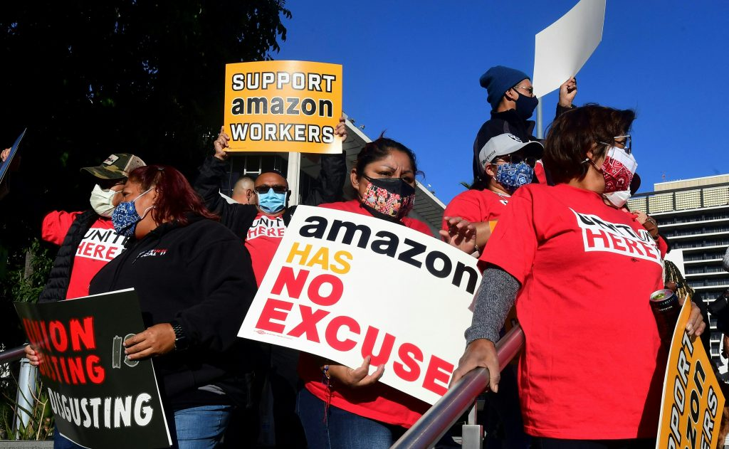 The Amazon Union Vote Is Ending in Bessemer. Workers Are Already Preparing for the Next Fight.