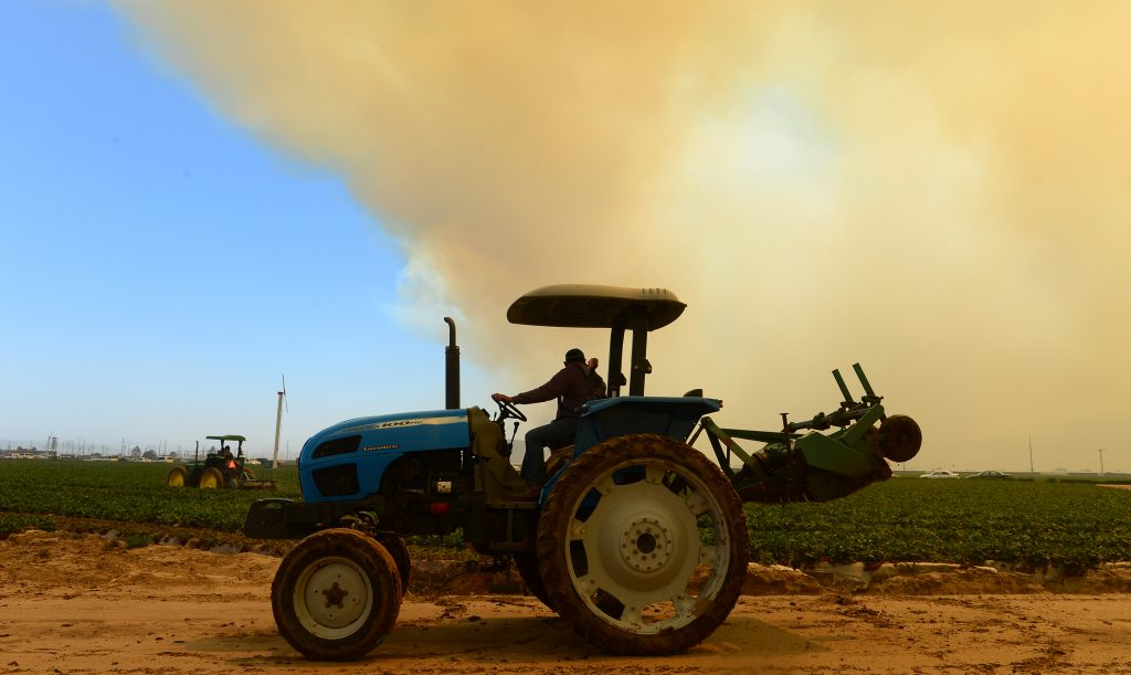 The Farming Lobby's Cunning Strategy to Fight Environment Change– and Policy