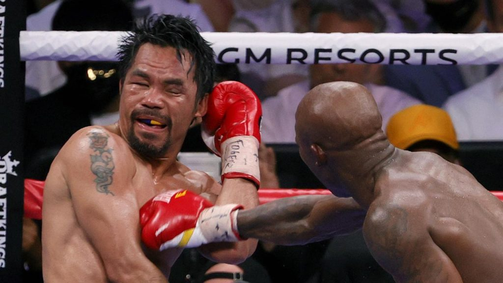 Pacquiao stunned in huge boxing boilover