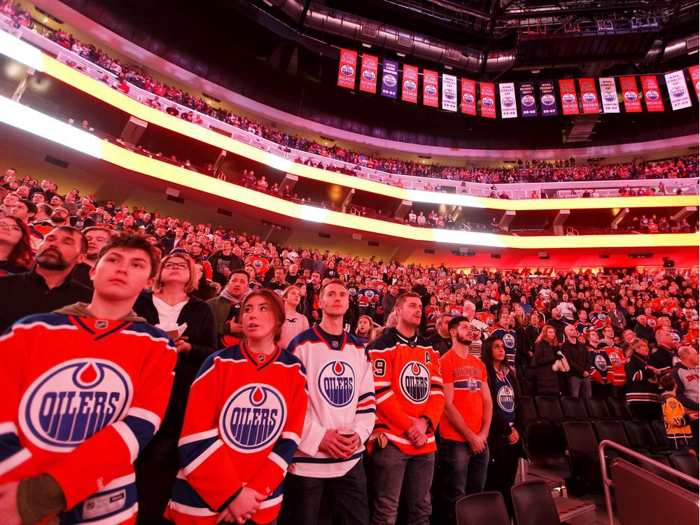 Forecasting how opening night may look for the Edmonton Oilers and their fans: 9 Things
