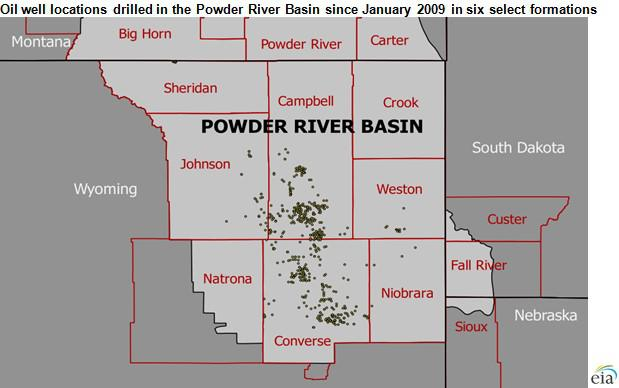 Feds Approve Plan To Drill And Frack 5,000 New Oil Wells in The Powder River Basin Of Wyoming